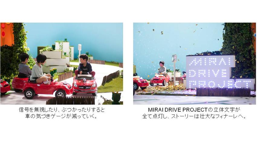 アクサダイレクトとSmartDrive、テレマティクス保険を開発。未来の安全運転基準をつくっていくプロジェクト、「MIRAI DRIVE PROJECT」が正式発足。