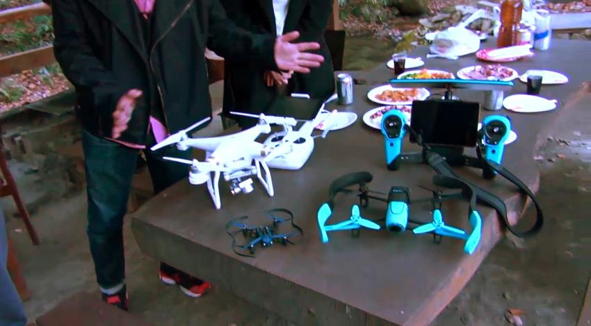 デジタルハリウッド、ドローンについて学べる無料オンライン講座「空飛ぶカメラ!」を開講