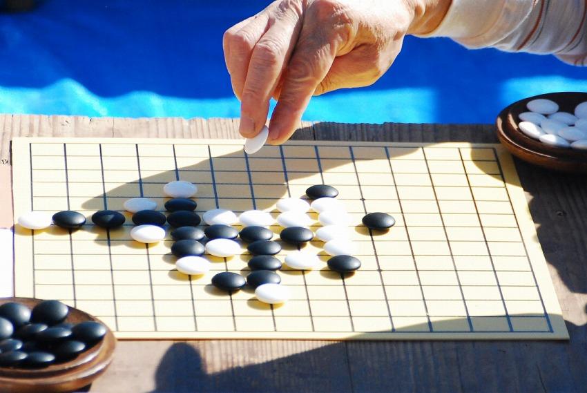 GoogleのAIが、囲碁のプロ棋士に勝利
