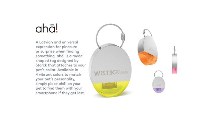 Wistiki、最新モデルのBluetoothタグ「Wistiki コレクション」を日本で発売