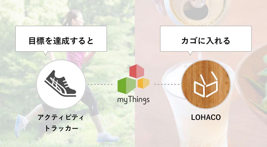 Yahoo! JAPANのスマートフォンアプリ「myThings」に「LOHACO」チャンネルを開設、買い忘れ防止の仕組みや、新しい買い物の楽しみ方を提供