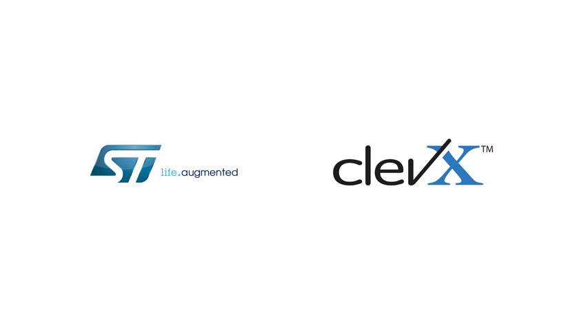 STとClevX、IoT機器のセキュリティに、無線ユーザ認証技術プラットフォームを発表