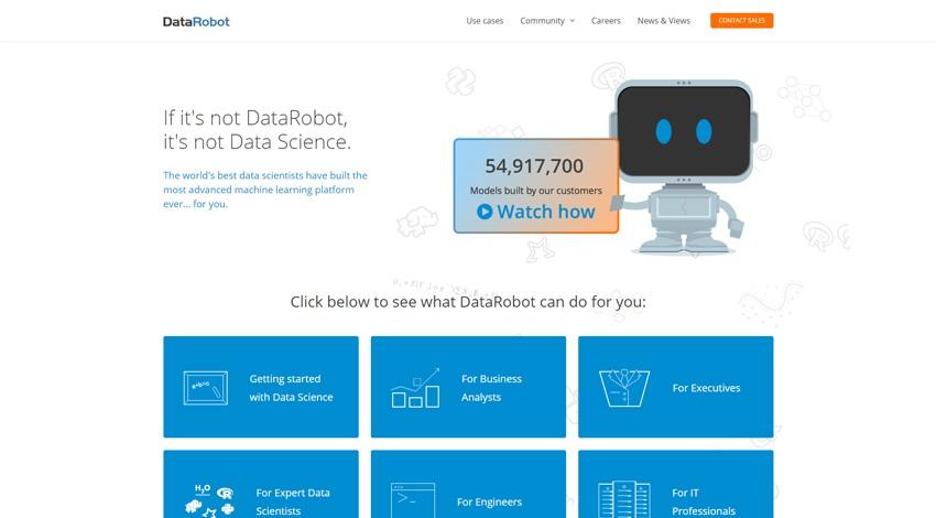 米DataRobot社が3300万ドルの新規調達