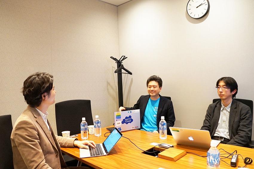 モノのサービス化をメーカーと一緒に考える - ニフティ モバイル・IoTビジネス部 佐々木氏、市角氏インタビュー