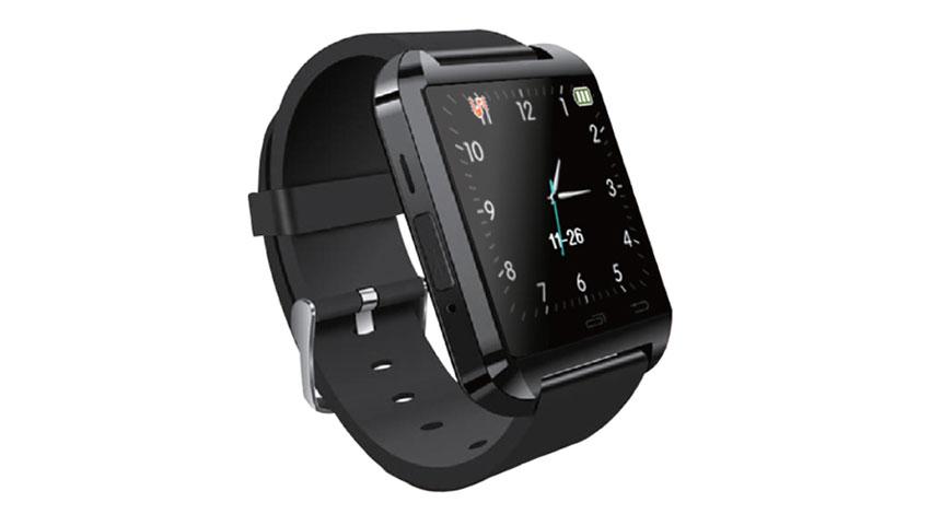 イーバランス、手元で操作&通知ができる「AUDiM スマートフォン対応ウォッチ スマッチII EB-RM5100S」発売