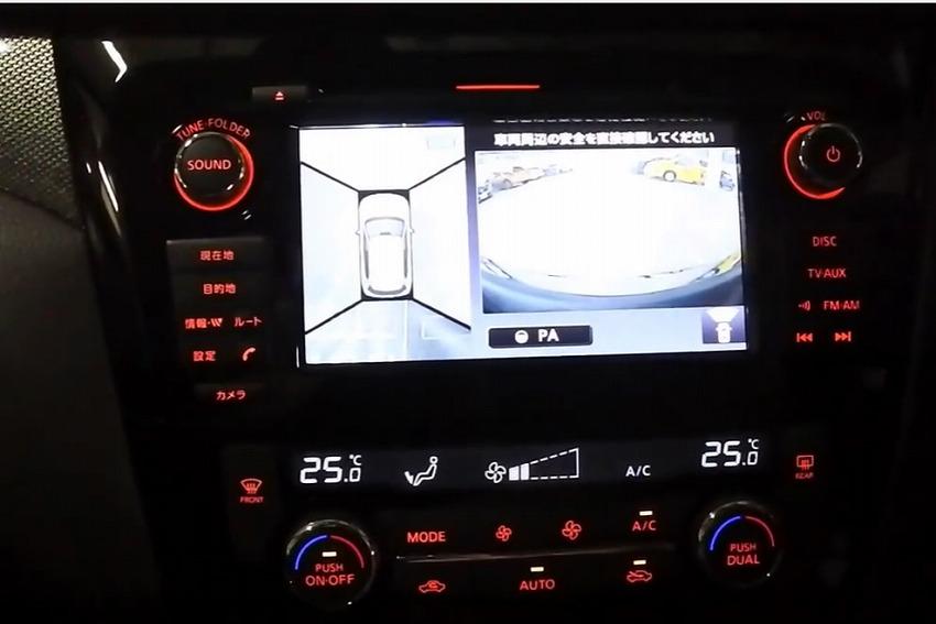 日産の自動駐車インテリジェントパーキングアシストの技術を応用した、自動で元に戻るイス「INTELLIGENT PARKING CHAIR」 - YouTube