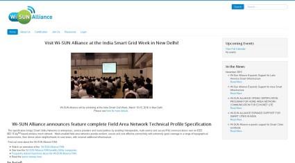 東京電力、Wi-SUN Allianceの会員に加わる