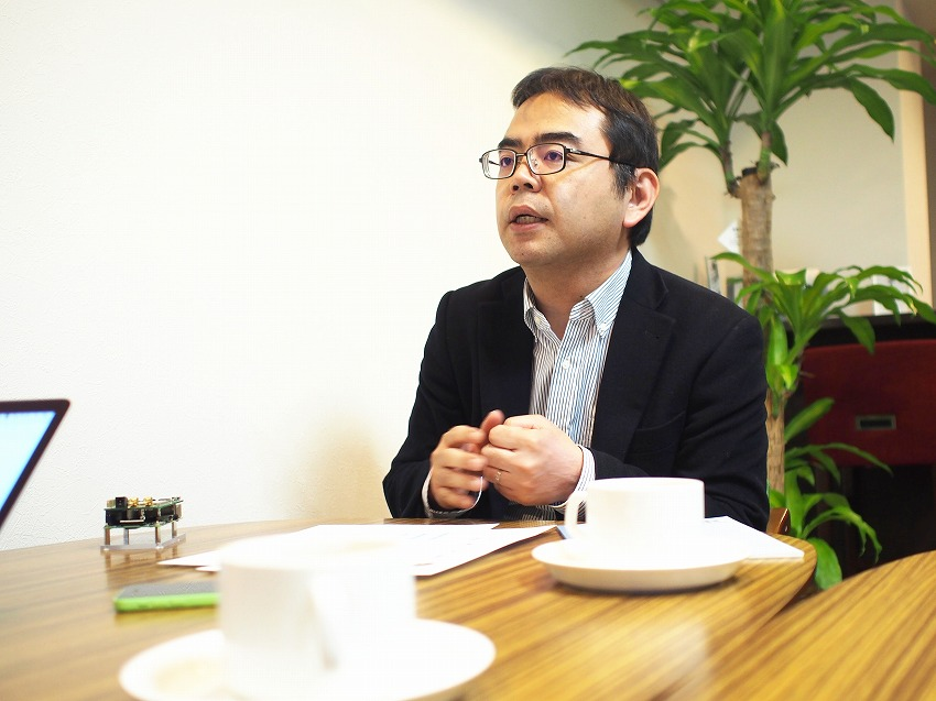 Raspberry Pi標準対応3G通信モジュール 3GPI 永里氏インタビュー
