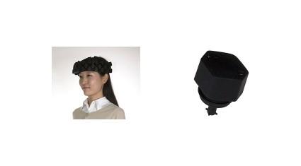 日立ハイテクとHYS、毛髪部位計測に対応した小型・携帯型脳活動計測装置 ウェアラブル光トポグラフィ「WOT-HS」を開発