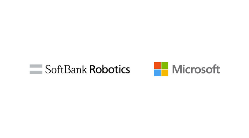 ソフトバンクロボティクスとマイクロソフト、クラウドロボティクス分野で戦略的協業。連携第一弾は「Pepper」と「Microsoft Azure」などを活用した次世代型店舗ソリューション。