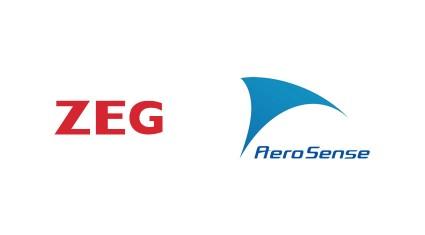 ZEG、エアロセンスと協業しドローンを活用したデータ収集サービスを全国展開
