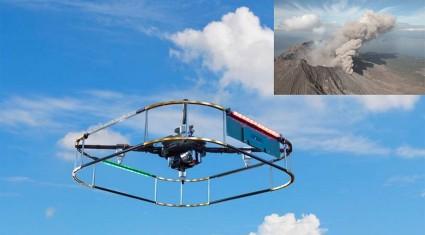 エンルートと日本電業工作、火山監視・自然災害対応ドローンに最適なワイヤレス充電システムの開発