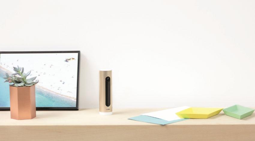 Netatmo、顔認識システム搭載の屋内セキュリティカメラ「Welcome」、新しい人工知能アルゴリズムにより革新的なホームオートメーションを実現
