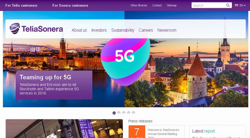 テリアソネラ、サムスン・ギアS2の接続でオベルチュール・テクノロジーズを選定