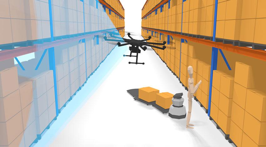 東京大学、リコーとブルーイノベーション、非GPS環境下でも安定した自動飛行が可能な小型無人航空機(ドローン)システムを共同開発