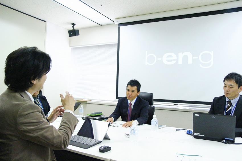 B-EN-G 入交氏、行司氏インタビュー