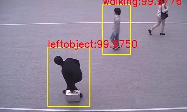 NTTコム、ALSOKと連携しAIを活用した映像解析技術により 複数カメラを跨いだ不審者検出・追跡を高い精度で実現