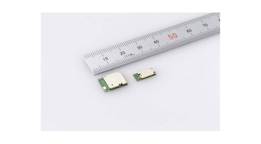 太陽誘電、Bluetooth Smart モジュールの高性能タイプ2種を商品化