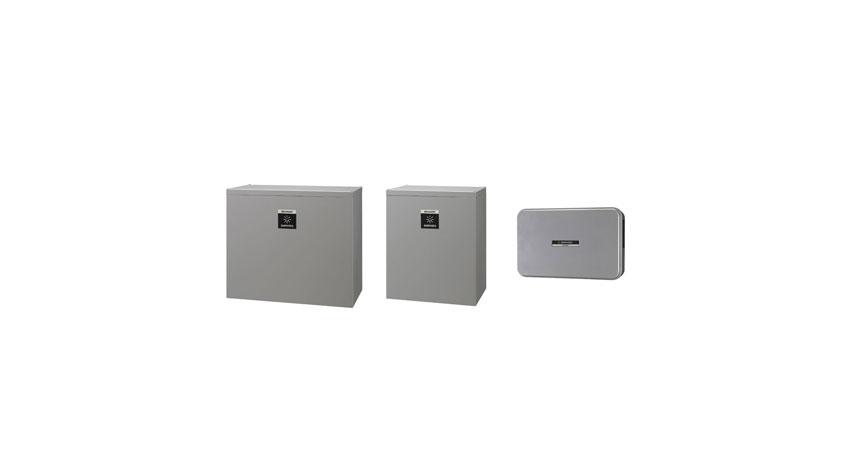 シャープ、住宅用「クラウド蓄電池システム」を発売