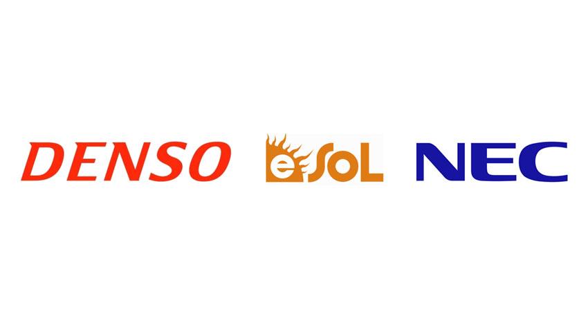 デンソー・イーソル・NEC通信システム、車載用電子システムのソフト開発の強化に 向けて合弁会社を設立