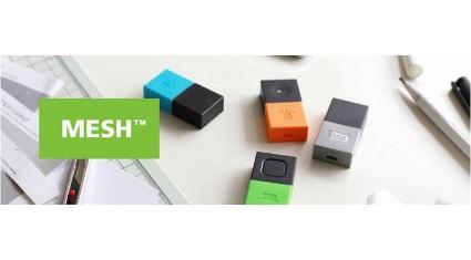ソニー、電子タグMESHの体験会「MESHタッチ&トライ」を開催