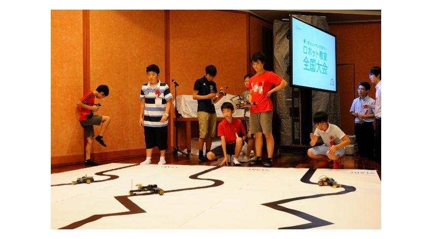 ヒューマンアカデミー、未来のロボット博士が今年も東大に集結「第6回 ヒューマンアカデミー ロボット教室 全国大会」開催