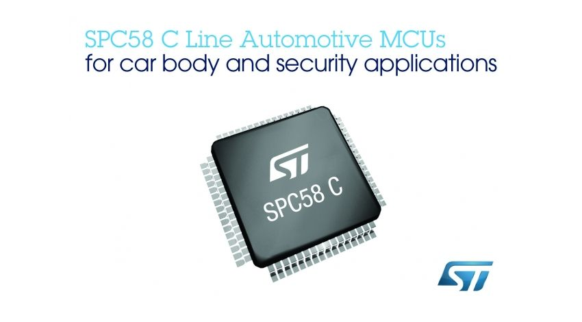 ST、スマート・ドライビングの可能性を広げる新しい車載用マイコンを発表