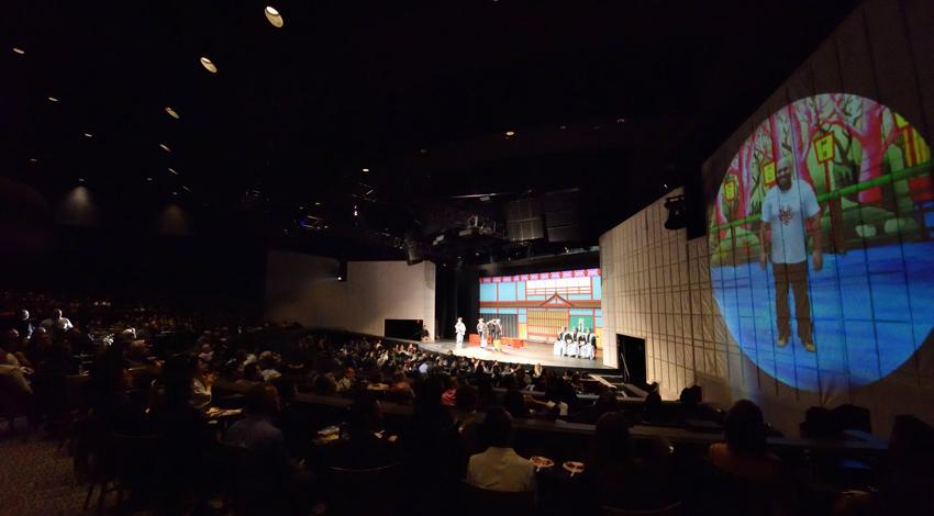 パナソニック、3Dスキャニングブースを海外初公開し、歌舞伎ラスベガス公演で観客のアバター動画が舞台に出演