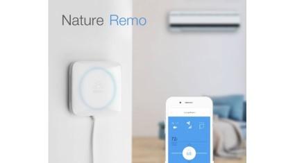 Nature、エアコンをスマート化するIoTプロダクト「Nature Remo」を発表