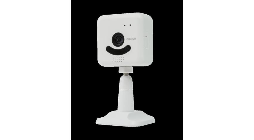 オムロン、ネットワークカメラセンサーで手軽に顧客分析