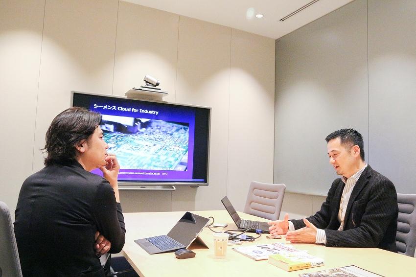 SAPジャパンインタビュー(2/2)