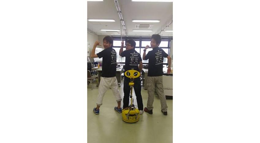 金沢工業大学「demura.netチーム」、人工知能を使った生活支援ロボットの世界大会に出場