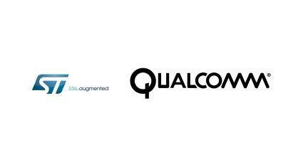 ST、スマート・モバイル機器向けセンサでQualcommと協力
