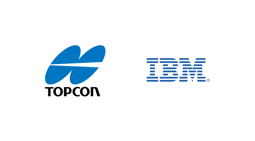 トプコン、IBMとIBM Watson Health眼科領域のパートナーシップを締結