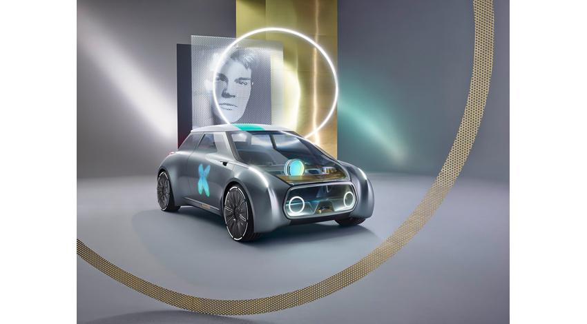 BMW、MINIブランドの未来をイメージしたコンセプトカー、「MINIビジョン・ネクスト100」を発表