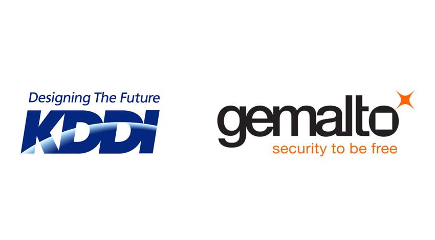 KDDI、ジェムアルトのコネクテッドカーおよびIoTソリューションを採用