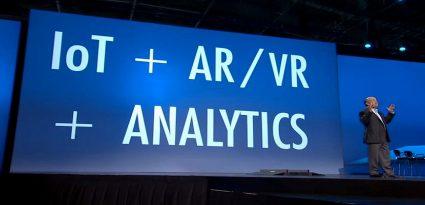 PTCのIoT+AR/VR+Analyticsで実現する新しいデジタルものづくりの世界