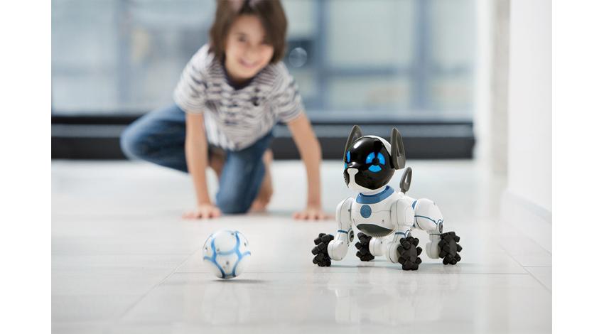 ソフトバンクの「+Style」、まるで本物の子犬のように育成できる子犬型ロボット「Meet CHiP」を販売開始