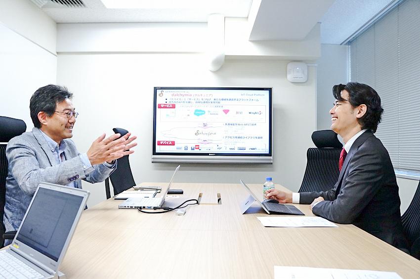 組込み系がIoT時代に考えるべきこととは -ユビキタス代表取締役社長 佐野氏インタビュー
