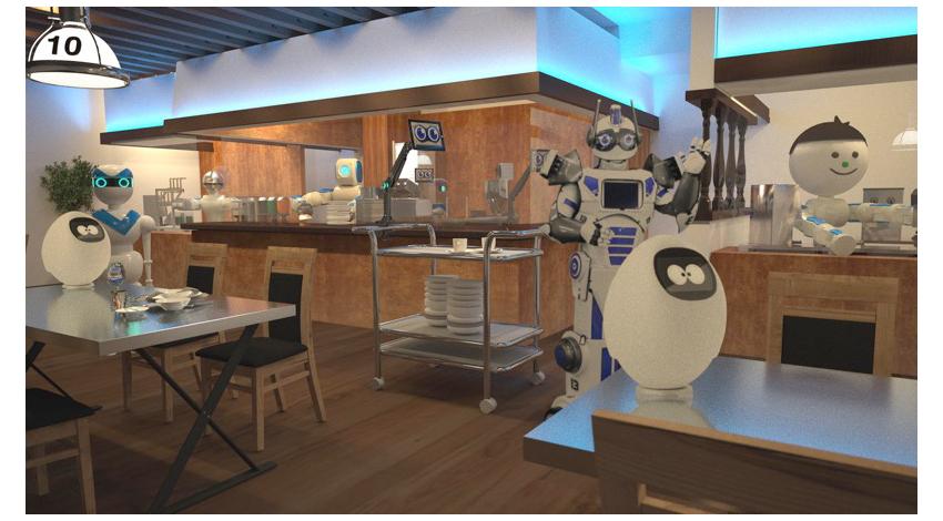 ハウステンボス、「ロボットの王国」が誕生、ドローンを総合体験できるテーマパークへ