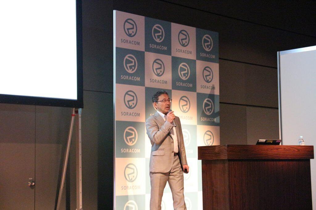 オプテックス株式会社 取締役 兼)執行役員 事業戦略統括本部長 上村 透 氏