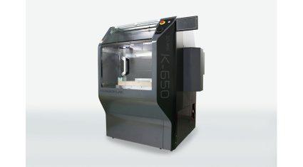 ケイズデザインラボ、切削加工機「3D-Mill K-650」IoT通信プラットフォームの利用でさらに自由度の高い製造環境へ