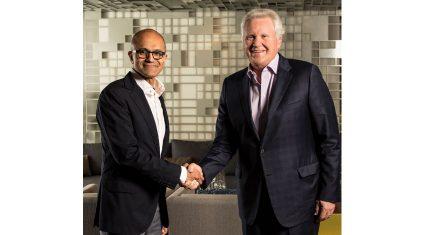 GEとマイクロソフト、PredixをAzure上で利用できるよう提携