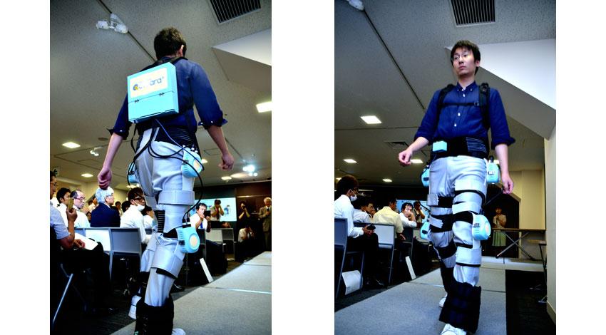 """信州大学と都産技研、""""穿くロボット""""ロボティックウェア「curara®(クララ)」新パンツタイプ・試作モデルを発表"""
