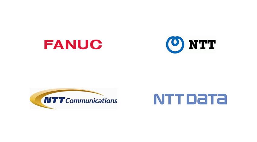 ファナックとNTTグループ、IoTにより製造・生産の最適化を実現するFIELD systemの早期確立とサービス運用開始にむけた協業に合意