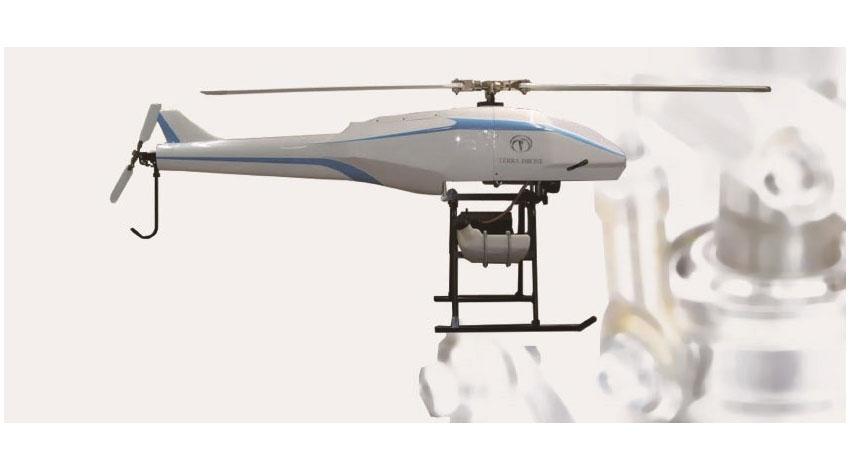 テラドローン、農薬散布用UAVを販売開始