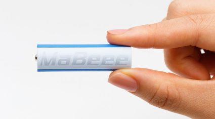 ノバルス、スマホでコントロールできる乾電池型IoT「MaBeee(マビー)」一般販売を開始