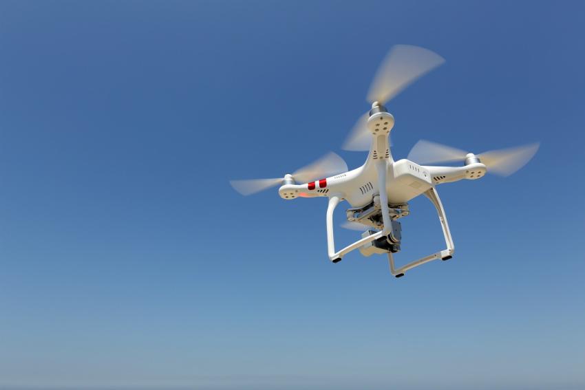 継続的なドローン飛行には、国交省へ包括承諾申請が可能