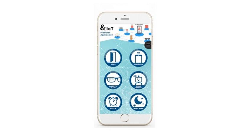BIJとand factory、最先端IoTデバイスを集結させたスマートホステル「&AND HOSTEL」福岡に開業