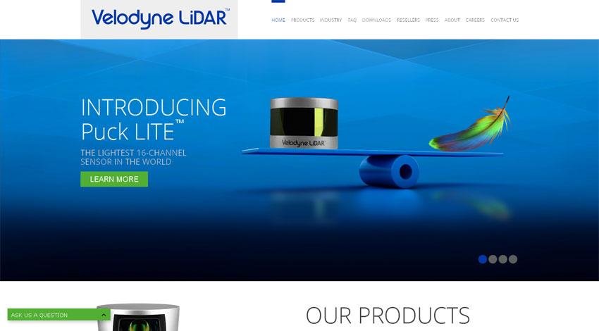 ベロダイン・ライダー、フォードとバイドゥからの投資で、車載LiDARセンサーの設計・生産を急拡大